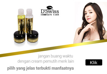 Cream Skin Care Dswiss